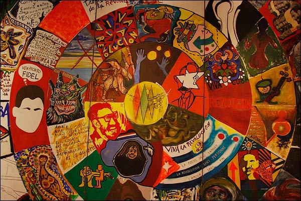 Bbc mundo cuba en canad for Arte colectivo mural