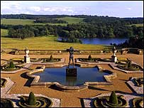 Terrace at Harewood
