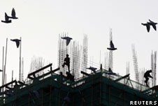 China construction, reuters