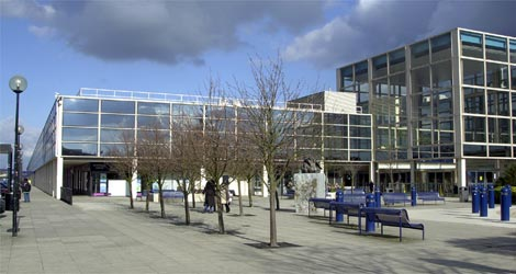 Milton Keynes City Centre