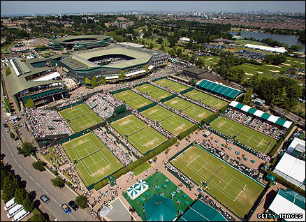 BBC Sport Editors Exciting Wimbledon News - Where is wimbledon