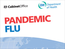 government's pandemic plan from November 2007