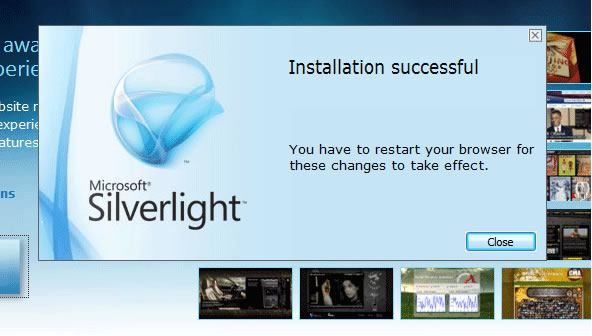 BBC - WebWise - How do I install the Microsoft Silverlight ...