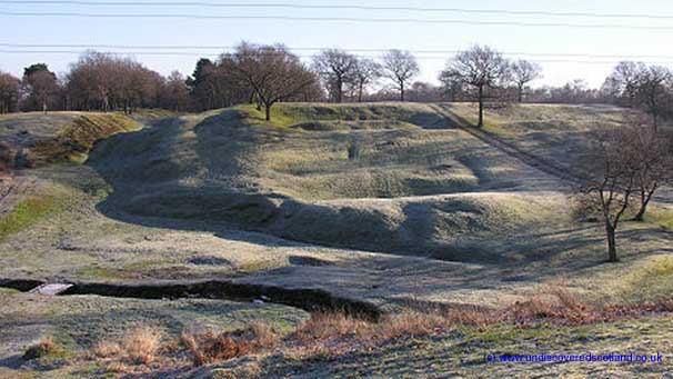 Antonine Wall copyright undiscovered scotland