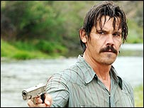 Josh Brolin in No Country...