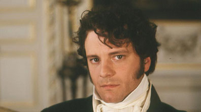 Mr Darcy (Colin Firth)