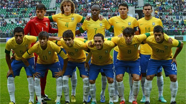 2ac8780fa Brazil impressed in their recent friendly wins over Iraq and Japan Photo   Getty