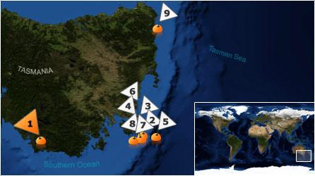BBC Oceans The Southern Ocean Sunken Valley South West Tasmania