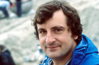 An image of Douglas Adams.