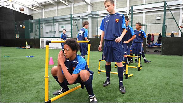 9f00ea2f35ac BBC - Paul Fletcher: Watford break the mould in youth development