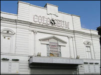 Coventry's Colosseum nightclub