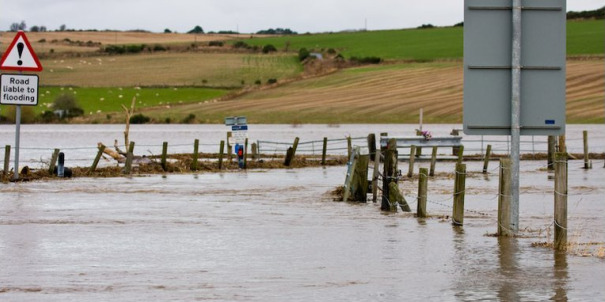 River Don flooding