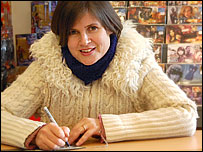 Sophie Aldred in Norwich - February 2008