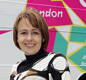 Tanni helped London win the bid to host the 2012 Olympics.