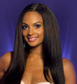 Alesha Dixon comments on Paul's progress