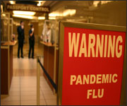Pandemic flu - What if?