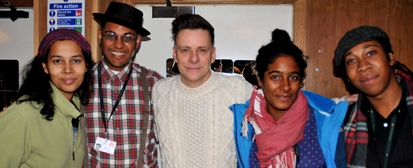 The Carolina Chocolate Drops with Ricky Ross