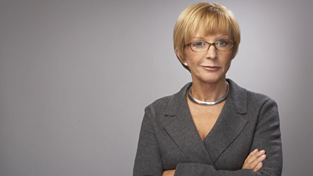 Anne Robinson Hosts My Life In Books