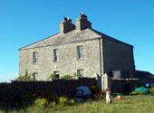 The West Manse on Sanday