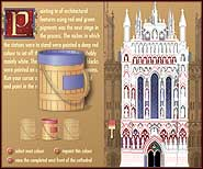 'Paint Wells Cathedral' activity