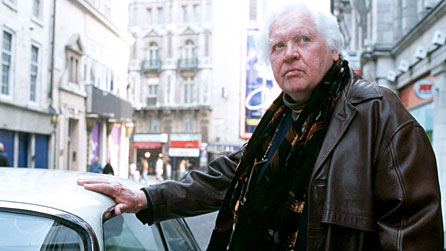 Ken Russell in the BBC series Waking The Dead (2003)