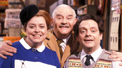 Cast of Open All Hours