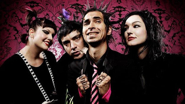 BBC - T in the Park 2008 - Mindless Self Indulgence