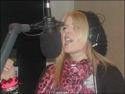 Laura Broad performing live on the The Friday Session Introducing...