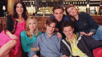 The Cast of Coupling