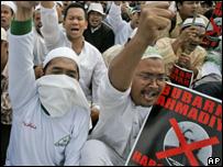 Bbcindonesia Com Berita Dunia Fpi Serang Aliansi Kebangsaan