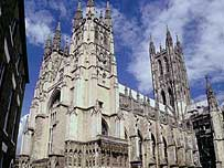 South East (Image: Canterbury Cathedral)