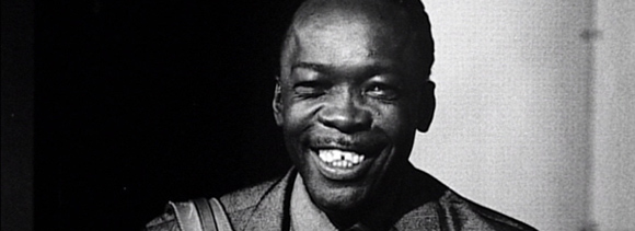 John Lee Hooker by Val Wilmer
