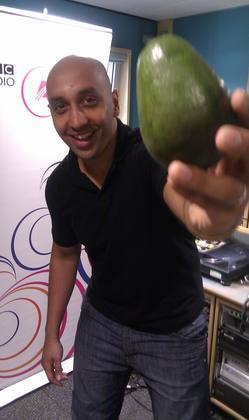 Tommy's Five a Day, Day 16: Avacado