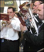 The Chapeltown Silver Prize Band
