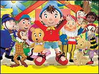 bbc essex entertainment noddy and friends come to southend