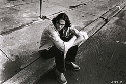 James Taylor in Two-Lane Blacktop © 1998 by Universal City Studios, Inc.