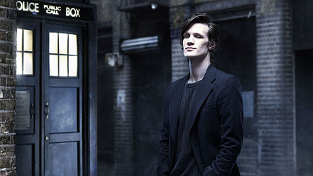 Matt Smith is the new Doctor