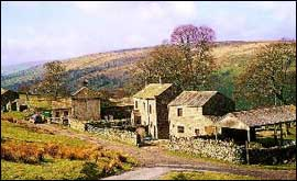 The Yorkshire Dales, Yorkshire dialect central