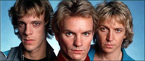 In their prime: The Police