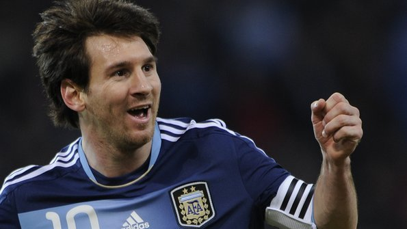 d6cfc5d916a BBC - Tim Vickery  Can Lionel Messi become an Argentina hero