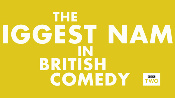 BBC Two - The Biggest Names in British Comedy
