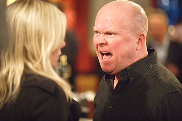 Ronnie and Phil Mitchell