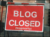 Blog closed temporarily