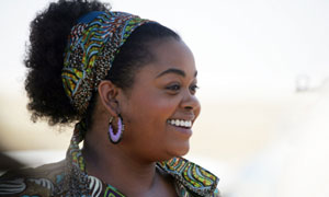 The No. 1 Ladies' Detective Agency: Jill Scott is Mma Precious Ramotswe