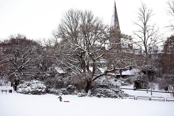 BBC - Radio Scotland blog: Your photographs: winter scenes