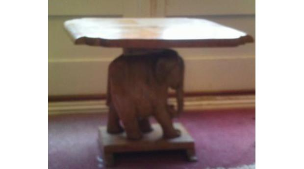 Elephant Coffee Table