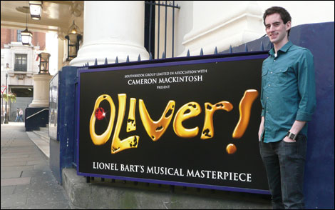 Robert le Maistre in Oliver!