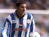 Former Sheffield Wednesday striker David Hirst