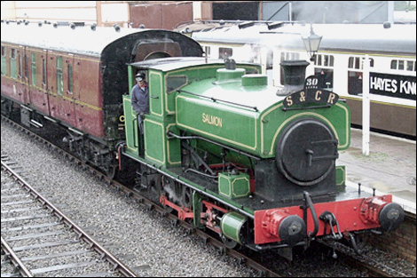 ~Swindon and Cricklade Steam Railway