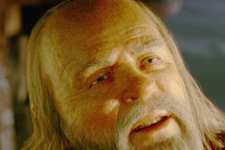 Anthony Hopkins in Beowulf